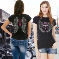 Angel Biker Wings