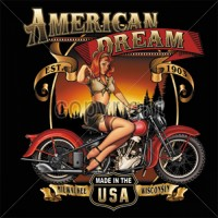 American Dream Girl