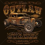 Outlaw Hot Rod