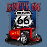 Route 66 Roadster