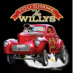 Big John 1941 Willys Gasser