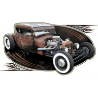 Rusty hot Rod
