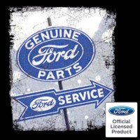 Genuine Ford Service