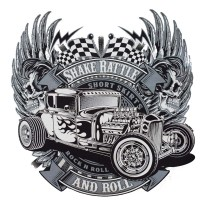 Shake Rattle Hot Rod