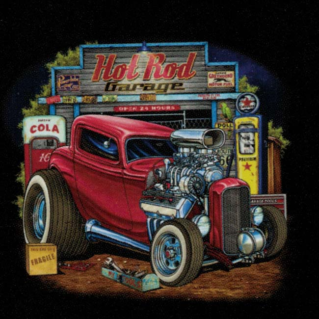 Hot Rod Garage : Hot rod garage