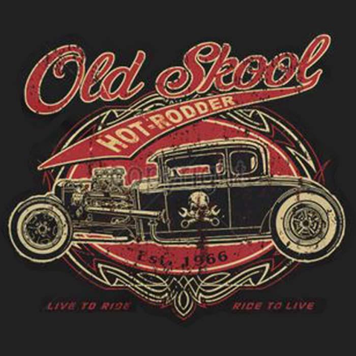 Old Skool Hot Rodder
